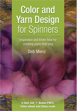 DVD Color and Yarn Design for Spinners