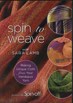DVD Spin to Weave