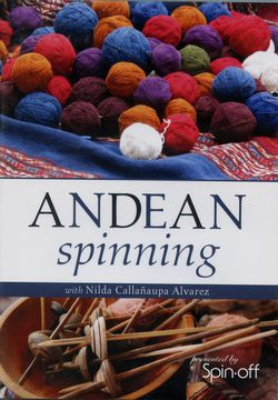 DVD Andean Spinning