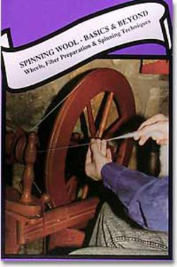 DVD SPINNING WOOL: BASICS and BEYOND