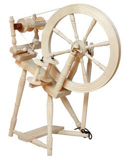 Kromski Prelude Spinning Wheel, Unfinished