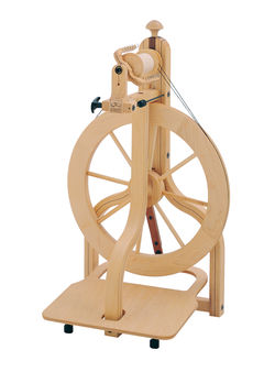 Schacht Matchless Spinning Wheel  Single-Treadle