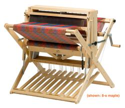 Schacht 26quot Baby Wolf Loom 4Shaft maple