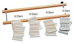 Schacht Rigid Heddle Reed Variable dent Segment  5 Dent