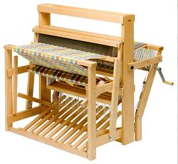 Schacht 36quot High Castle Loom 4Shaft 4Now 4Later maple