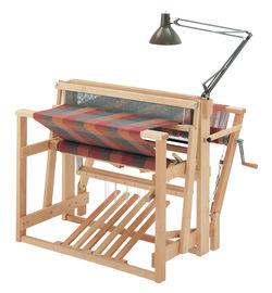 Schacht 36quot Low Castle Loom 8Shaft maple