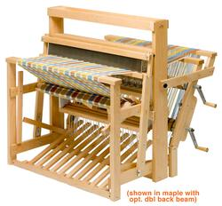 Schacht 36quot High Castle Loom 8Shaft Cherry