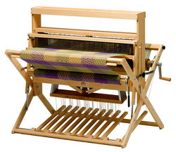 Schacht 36quot Mighty Wolf Loom  4Now 4Later maple
