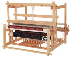 "Schacht 72"" Cranbrook 4-Shaft 6-Treadle Loom"