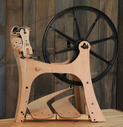 Schacht - Flatiron Spinning Wheel Double-Treadle