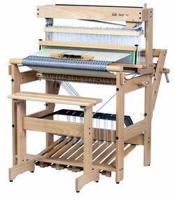 "Louet  David 36"" 8-Shaft Floor Loom new Beater"