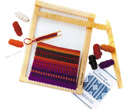 "Harrisville Large Lap Loom Kit (14.5"" x 18.5"" ) Sale!"