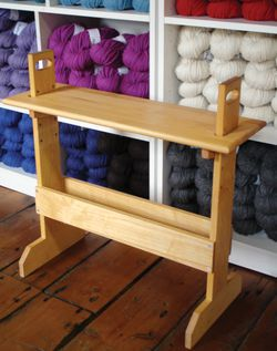 Harrisville Small Loom Bench