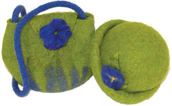 Harrisville Felted Purse and Hat Kit