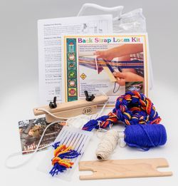 Harrisville Backstrap Loom with Accessories