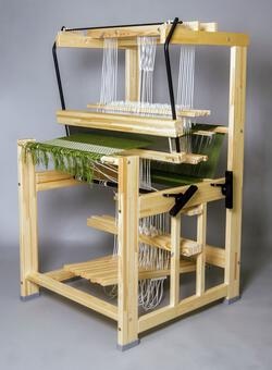 Glimakra Julia 26quot 8shaft Countermarch Loom Natural Finish