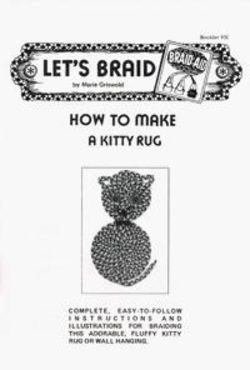 How to Make a Braided Kitty Rug