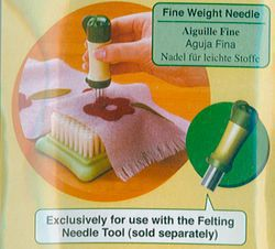Clover Felting Needle Refill Fine Weight