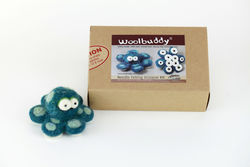 Octopus Needle Felting Kit - Woolbuddy