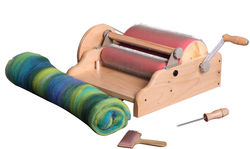 Ashford Extra Wide Drum Carder 12quot