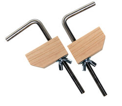 Clamps for Ashford Products (pair)