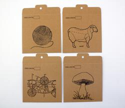 Interchangeable Cord Envelopes