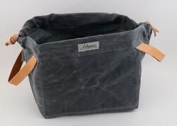 Knitty Gritty Project Bag  Bluestone