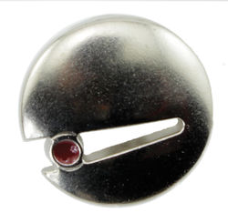 Metal Red Dot Button 78quot