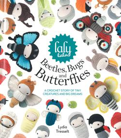new book or magazine: lalylala's Beetles, Bugs, and Butterflies