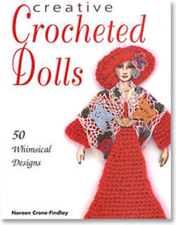 CLEARANCE Creative Crochet Dolls