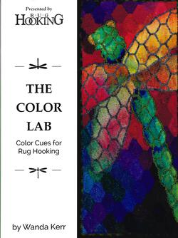 The Color Lab - Color Cues for Rug Hooking