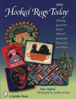 Hooked Rugs Today Holiday