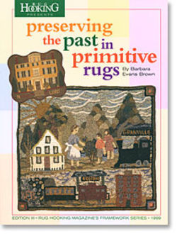 Preserving the Past in Primitive Rugs