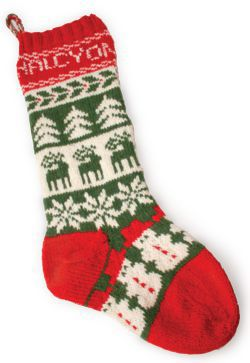 Halcyon Christmas Stocking Kit