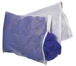 "Small Mesh Wash Bag 14"" x 18"" (laundry bag)"