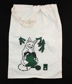 Fox Project Bag by Mum n Sun Ink