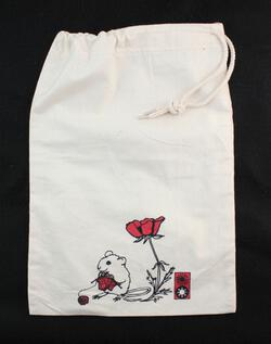 Mouse Project Bag by Mum n Sun Ink
