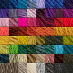 Harrisville Highland Yarn  Washed Skeins