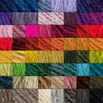 Harrisville Shetland Yarn - Unwashed Cones all colors photo