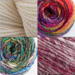 Noro Tennen Yarn all colors photo