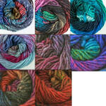 Kureyon by  Noro all colors photo