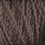 Casco Bay Cotton Worsted, approximately three inch tassel
