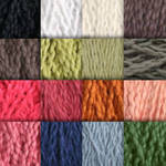 Casco Bay Cotton Worsted * 630 yds/lb. all colors photo
