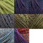 Knitting Fever Painted Desert Yarn all colors photo