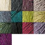 Jo Sharp Silkroad DK Tweed Yarn, approximately three inch tassel