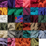 Harrisville Potholder Loops - Pro Size all colors photo