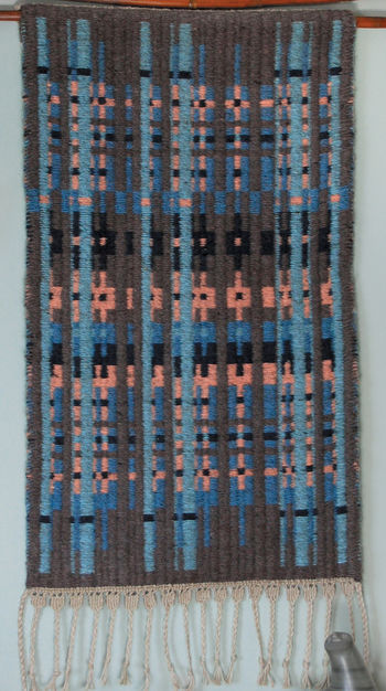 Weaving kits Northern Colors Boundweave Seaglass and Driftwood Yarn Pack - Weft Only