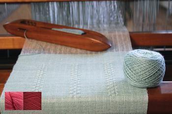 Weaving kits Cashmere Confection Scarf Kit - Sockeye