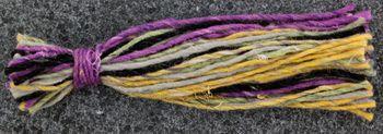 yarn tassel for Noro Taiyo Sock Yarn 130