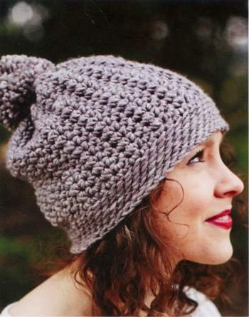 Crochet patterns Hedgerow Hat - The Crochet Collection